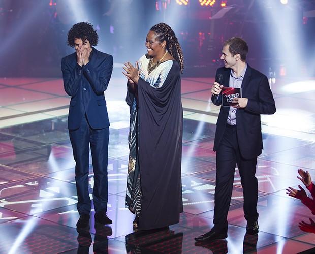 Finalistas (Foto: Fabiano Battaglin / Tv Globo)