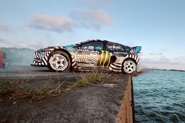 Ford Focus RS RX (Foto: Divulgação)