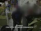 Circuito interno registra assalto em joalheria de Cerqueira César