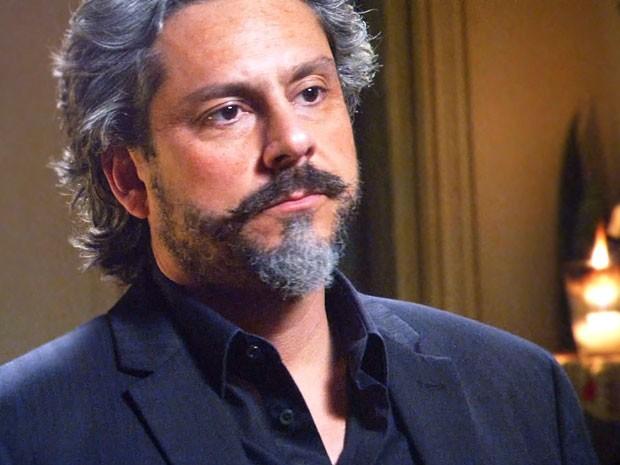 Zé toma decisão que pode revoltar outros herdeiros (Foto: TV Globo)