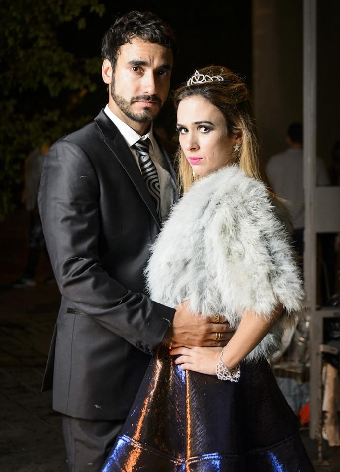 Em 'Haja Coração', Tatá Werneck será Fedora Abdala, e Gabriel Godoy dará vida a Leozinho (Foto: Ramón Vasconcelos/Globo)