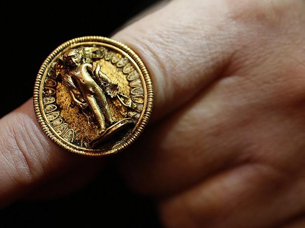 Bulgária ouro (Foto: Stoyan Nenov/Reuters)
