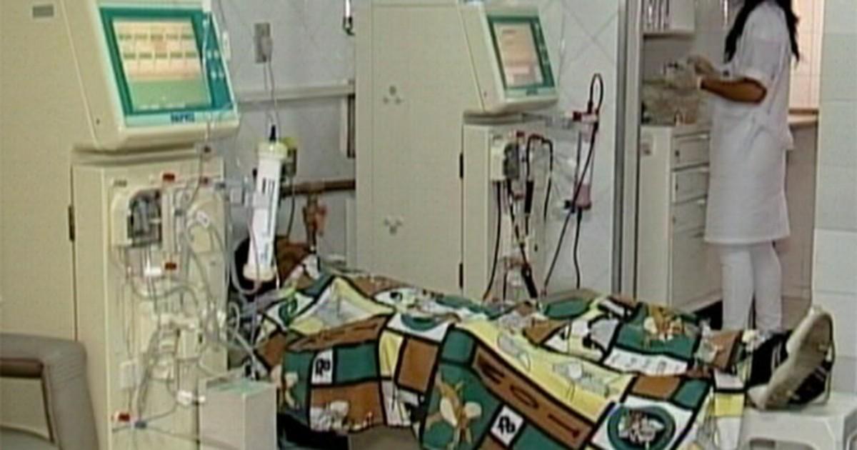 Pacientes reclamam de estrutura no setor de hemodiálise em ... - Globo.com