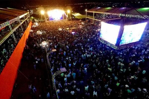 TV Integração apoia ExpoAraxá e evento recebe mais de 140 mil pessoas (Foto: Divulgação)
