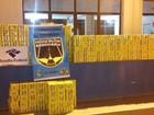 Polícia apreende carregamento de cerveja que seria vendido na Bolívia