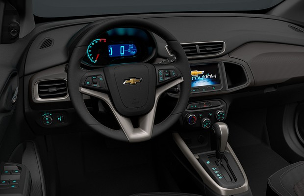Chevrolet Prisma Advantage (Foto: General Motors)