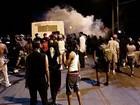 Protesto pela morte de negro por policial termina com feridos nos EUA