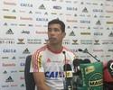 Cáceres vê Fla bagunçado em casa e já admite dependência de Guerrero