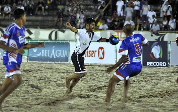 Copa Brasil de  Beach Soccer (Foto: Antonio Lima /Semdej)
