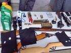 Polícia prende quatro homens após troca de tiros em Barra do Turvo, SP