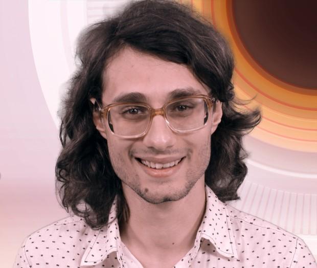 Pedro Falcão é um dos participantes do BBB 17 (Foto: Divulgação Globo)