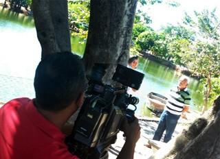 Reportagem também traz relatos de historiadores  e escritores (Foto: TV Clube)