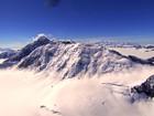 Yukon, no Canadá, tem maiores campos de gelo fora dos polos