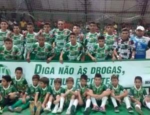 Maranguape Futsal, Taça Brasil Sub-20, Igarassu (Foto: Dilvulgação/Maranguape Futsal)