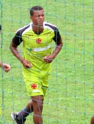 Marcos Felipe treinou no Vasco em 2013, mas acertou com o Rio Branco-SP (Foto: Divulgação/Blog do Garone)