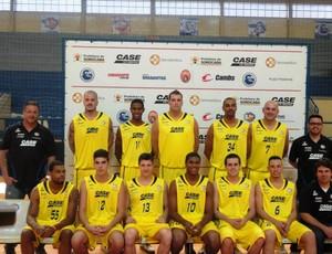 Liga Sorocabana apresenta elenco 2013/2014 (Foto: Divulgação / Liga Sorocabana)