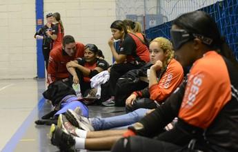 Goalball de Suzano terá cinco representantes na Paralimpíada