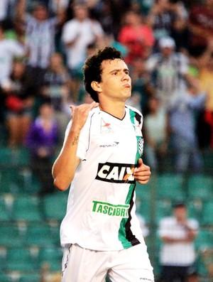 Pablo Figueirense x ASA (Foto: Luiz Henrique/Figueirense F.C)