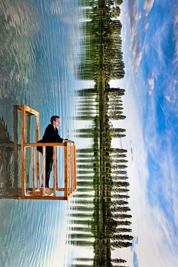 10 imagens incríveis que mostram que perspectiva é tudo