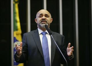 ministro george hilton, esporte (Foto: Divulgação / Roberto Castro)