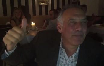 """BLOG: """"Outros 50""""?! Presidente do Roma erra na idade ao mandar parabéns para Totti"""