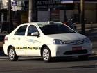 TJ-GO proíbe cobrança de bandeira 2 em dezembro nos táxis de Goiânia