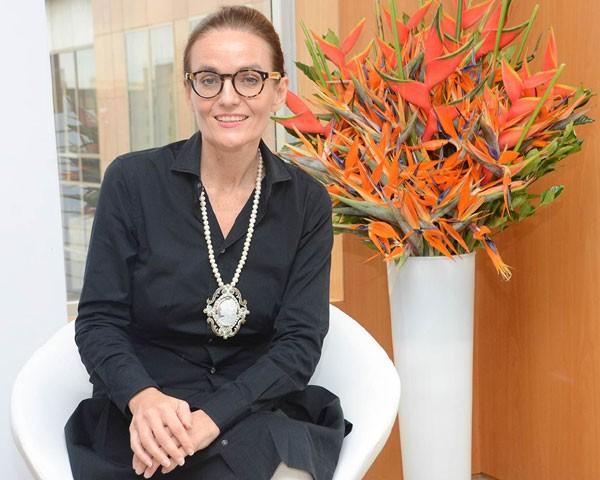 Luisa Delgado, CEO da Safilo (Foto: Divulgação)