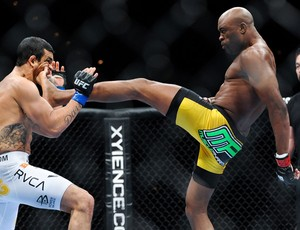 anderson silva Belfort ufc (Foto: Divulga&#231;&#227;o)