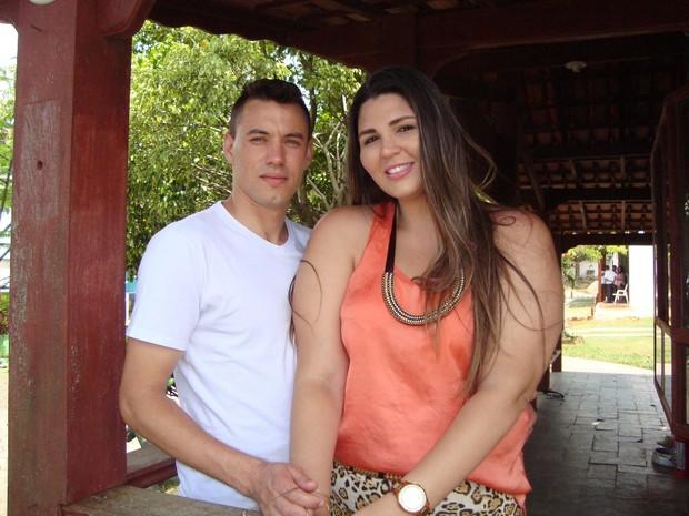 Rafael Nunes pretende se casar com a jornalista Clarice Couto no dia 31 de maior do ano que vem  (Foto: Divulgação/Q!Notícia)