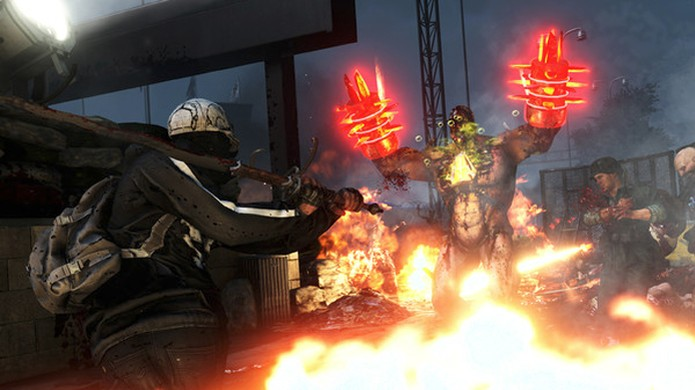 Killing Floor 2 ganha versão beta para o PlayStation 4 com suporte ao PS4 Pro (Foto: Reprodução/Steam) (Foto: Killing Floor 2 ganha versão beta para o PlayStation 4 com suporte ao PS4 Pro (Foto: Reprodução/Steam))
