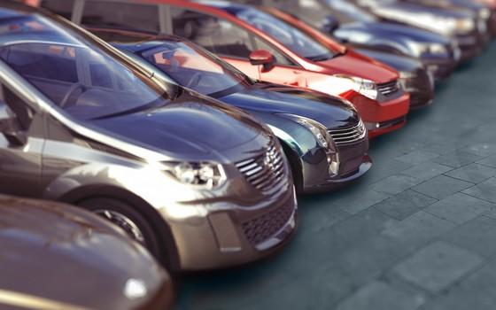 Carros novos (Foto: Thinkstock/Getty Images)