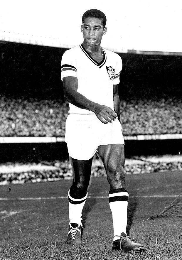 Waldo ex-atacante Fluminense arquivo (Foto: Arquivo / Ag. O Globo)