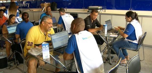 Feirão da Serasa deve oferecer descontos especiais na renegociação das dívidas (Foto: Reprodução/Tv Globo)