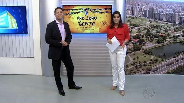 SETV 1ª Edição traz mais um episódio do 'São João da Gente' (Foto: Divulgação/TV Sergipe)