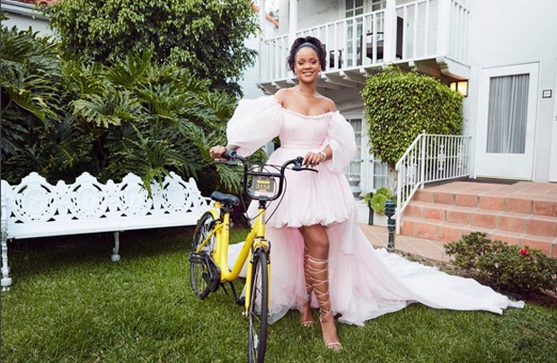 Rihanna lança iniciativa para ajudar na educação de meninas do Malawi (Foto: Reprodução / Instagram)