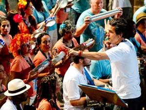 Monobloco faz ensaio antes do carnaval 2015 (Foto: Divulgação/ Monobloco)