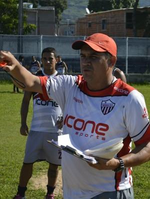 Aldeir Martins, técnico do Serra (Foto: Adriano Barbosa/ Serra FC)