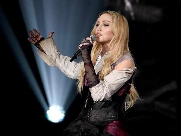 iHeart Radio Music Awards - Madonna (Foto: AFP)