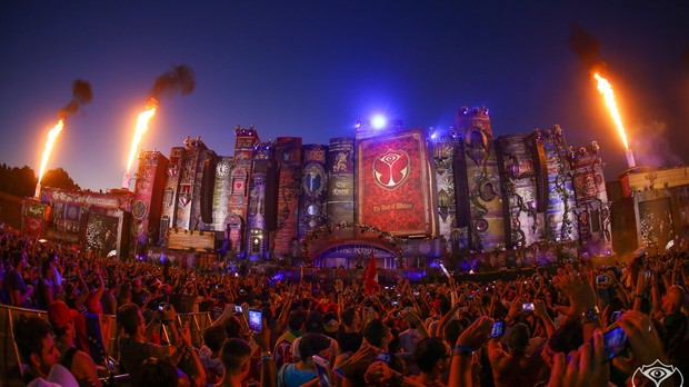 O Tomorrowland Brasil acontece nos dias 21, 22 e 23 de abril de 2016, em Itu / SP  (Foto: Divulgao / Tomorrowland)
