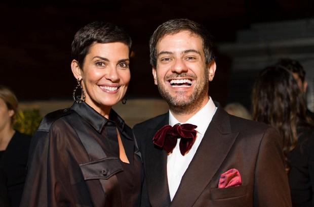 Cristina Cordula e Bruno Astuto 02 (Foto: Romeo Balancourt)