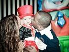 Veja mais fotos do aniversário do filho de Dudu Nobre