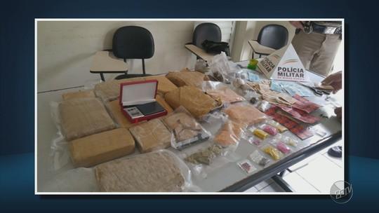 Homem é preso com 2,5 mil comprimidos de ecstasy em Andradas, MG