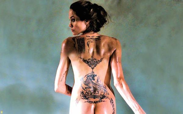 A atriz Angelina Jolie (Foto: Reprodução)
