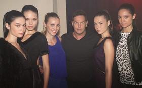 Rodrigo Trussardi é o estilista por trás da coleção de Marisol para a Comprare