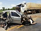 Adolescente de 14 anos morre em acidente na BR-070 em Cuiabá