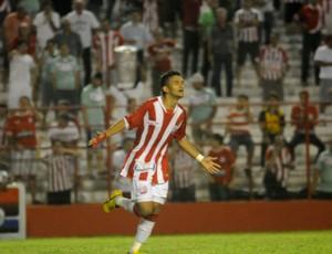 Náutico x Porto - Rogério (Foto: Aldo Carneiro/Pernambuco Press)