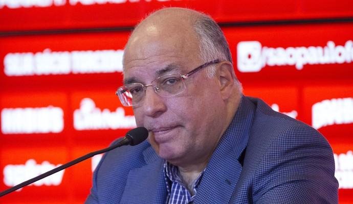 Ataíde Gil Guerreiro, vice-presidente de futebol do São Paulo (Foto: Mister Shadow / Agência Estado)