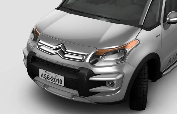 Citroën Aircross Atacama  (Foto: Divulgação)