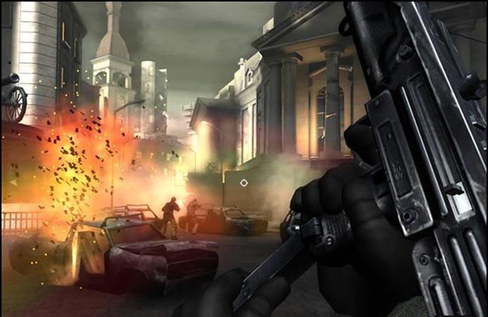 Black tem belos gráficos e jogabilidade afiada (Foto: Reprodução)