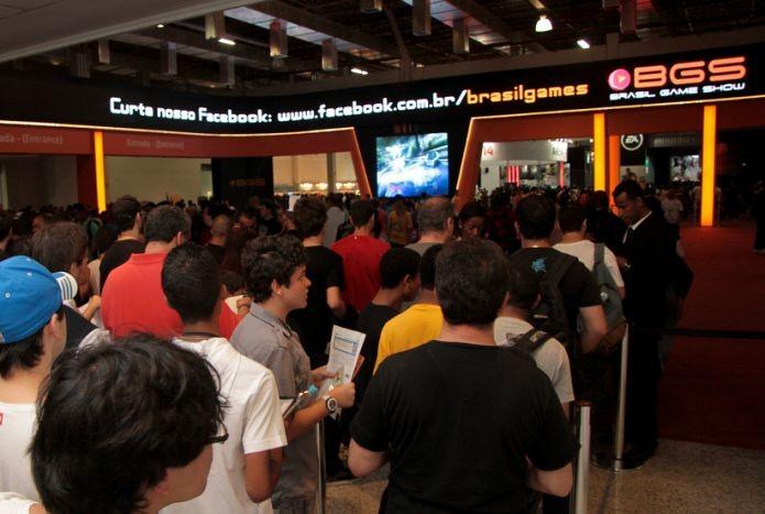 A BGS espera mais visitantes e abrirá novas oportunidades para a cena brasileira de games (Foto: Divulgação/BGS)